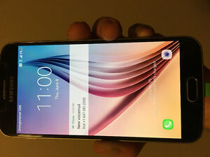 Selling my Samsung S6 32gb (locked to Bell)