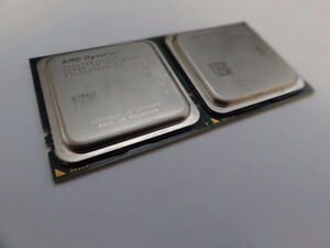 Matched Pair AMD Opteron 2435 Six-Core 2.6GHz 9M 2.4GHz HT CPU