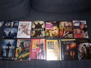 Various DVD Movies in original packaging