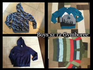 Boys sz 12 Gymboree Sweaters