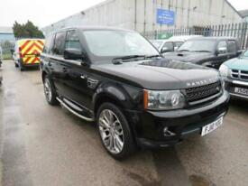 image for 2010 Land Rover Range Rover Sport 3.0 TD V6 HSE 5dr SUV Diesel Automatic