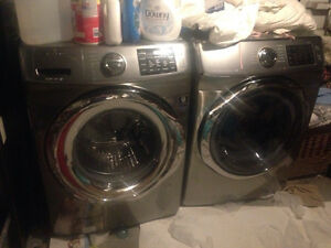 Steam Washer and Dryer