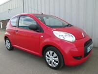 2011 CITROEN C1 VTR 1.0 AIR CON ELECTRIC WINDOWS LOW MILES £20 YEAR TAX