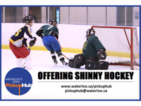 Womens Shinny Hockey