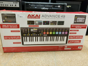 Akai Professional - Advance 49 Keyboard