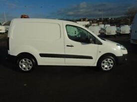 Peugeot Partner 850 S 1.6 Hdi 92 Van DIESEL MANUAL WHITE (2015)