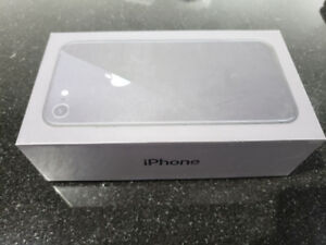 Store Sale - iPhone 8 64GB  Open Box with APPLE WARRANTY