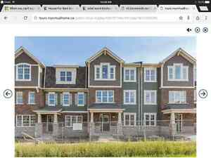 brand new 4 bedroom townhouse for lease