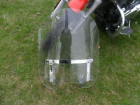 2 UP windshield for sale