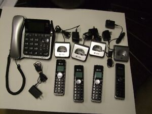 AT&T HOME TELEPHONE SYSTEM