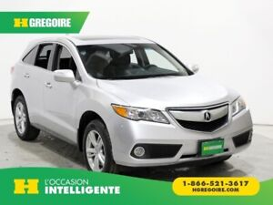 2015 Acura RDX TECH PACK AWD MAGS CUIR NAVIGATION BLUETOOTH CAME