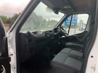 2017 Renault Master LM35dCi 130 Business Medium Roof Van *ULEZ AND AIR CON* PANE