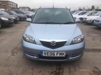 2006 Mazda 2 1.4 Antares low genuine miles 67k mint car YEAR MOT INCLUDED