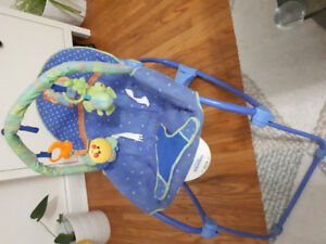 """""""Calming Vibrations"""" Baby Chair"""