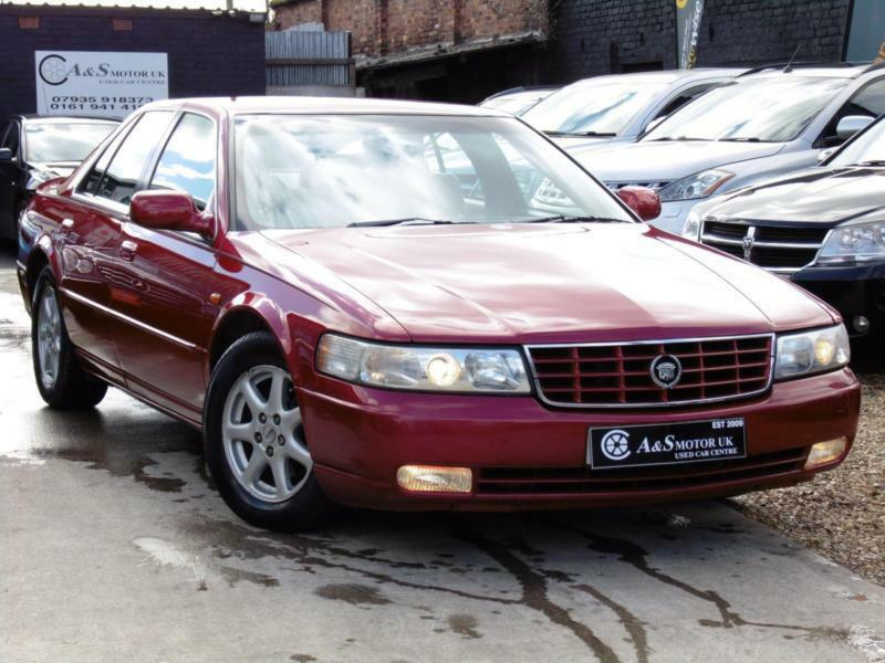 Cadillac Seville 4 6 Auto Sts V8 Muscle Luxury Low Mileage American
