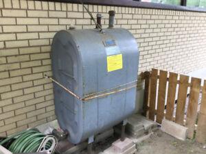 Réservoir à l'huile