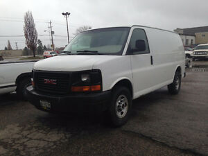 2008 GMC Savana 2500 Cargo Van EXT Certified and E-tested