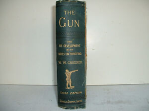 RARE BOOK: THE GUN AND ITS DEVELOPMENT WITH NOTES ON SHOOTING Peterborough Peterborough Area image 5