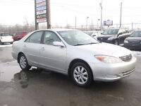 Toyota Camry XLE 2003,Automatique,Toit Ouvrant,Luxe  4495.00$