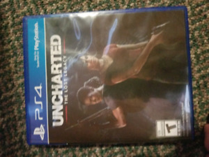 Uncharted the lost legacy for ps4