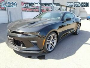 2018 Chevrolet Camaro 2SS  - Leather Seats -  Bluetooth - $320.3