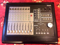 Tascam FW1082 interface controller.