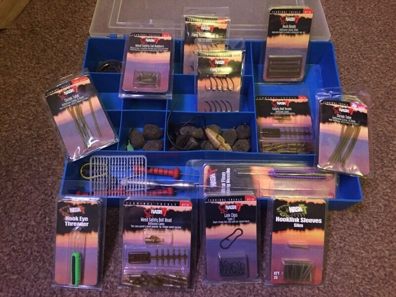 Tackle box / tackle