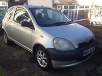 Toyota Yaris 1.0 vvti 12 months m.o.t (cheap car)!!!