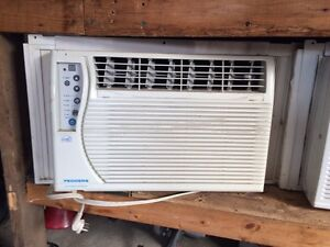 I have two air conditioners for sale.