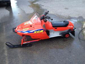 Polaris 120 youth snowmobile