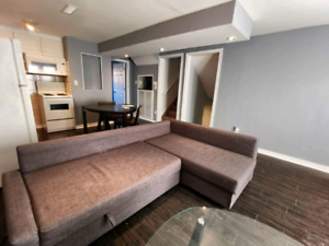 2 Furnished Rooms for Rent - Students Welcome
