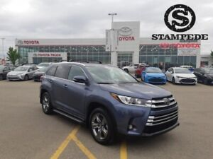 2019 Toyota Highlander Limited AWD  - Certified