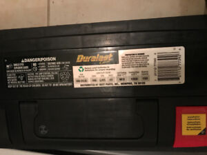 Rare deal Brand new Battery for BMW X5 model 2007 2008 2009 2010