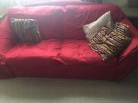 Free three seater sofa bed Brixton
