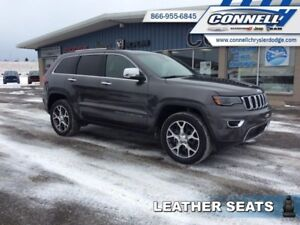 2019 Jeep Grand Cherokee Limited  - Leather Seats - $325.97 B/W