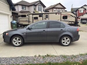 2008 Mitsubishi Lancer LOW KMS, WARRANTY Edmonton Edmonton Area image 2