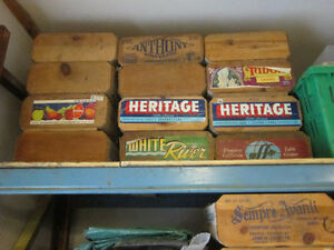 Vintage California Table Grape Boxes. ** ONLY $10. Each ** Kitchener / Waterloo Kitchener Area image 3