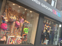 Part & Full Time Retail Sales Associates - Higher Ground Girls