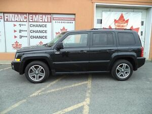 Jeep Patriot AUTOM,AWD,A/C,ELECT+ 2008
