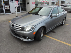 2010 Mercedes-Benz c300 navigation certified