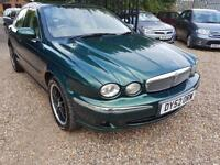Jaguar X-TYPE 2.1 Classic, FULL Leather, New Alloy Wheels, March 2018 Mot