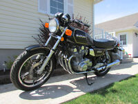 1982 Suzuki GS 850GZ Sport Touring-price negotiable