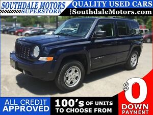 2014 JEEP PATRIOT NORTH * AWD * POWER GROUP * LOW KM