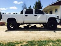 Lifted 2006 lbz duramax