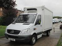 2011 61-REG Mercedes Sprinter 313CDI FRIDGE FREEZER BOX VAN - FINANCE £149. AUTO