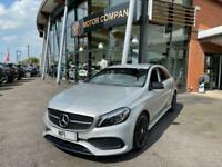 2016 Mercedes-Benz A-CLASS 2.1 A 200 D AMG LINE PREMIUM 5d 134 BHP 7SP ECO SEMI