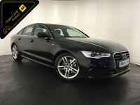 2014 AUDI A6 S LINE ULTRA TDI DIESEL 1 OWNER FINANCE PX WELCOME