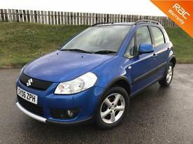 2006 SUZUKI SX4 GLX 1.6 16V 4GRIP - 65K MILES - 4X4 - EXCELLENT VALUE - 6 MONTHS WARRANTY