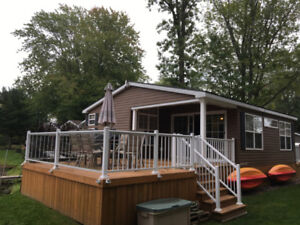 Muskoka Waterfront Cottage - 3 bedroom,2 bath for only $144,900!