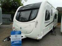 2014 Swift Conqueror 565 - 4 Berth Touring caravan